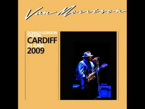 Van Morrison  Live Cardiff The Mystery