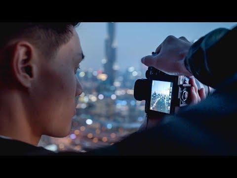 Dubai's INSANE Rooftop Photography Location