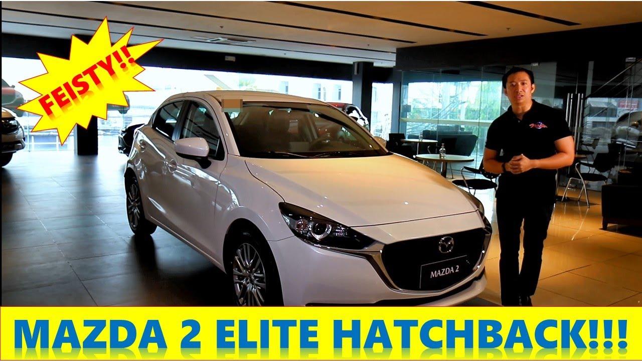 Is the MAZDA 2 Elite Hatchback better than the Sedan?