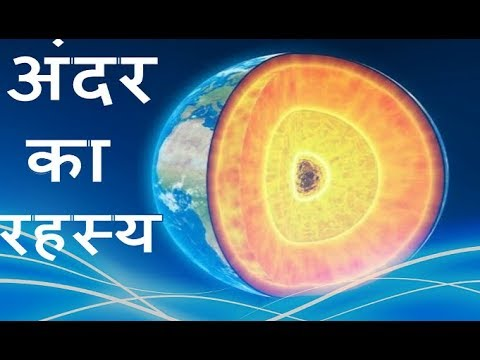 WHAT'S INSIDE EARTH || DHARTI KE NICHE KYA HAI || DHARI KE ANDAR KYA HAI || INSIDE EARTH || TECH PRO