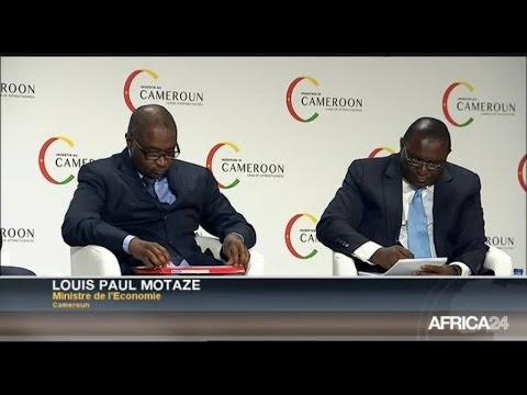 """Forum """"Investir au Cameroun"""" - Panel Situation macroéconomique: perspectives de croissance (1/4)"""