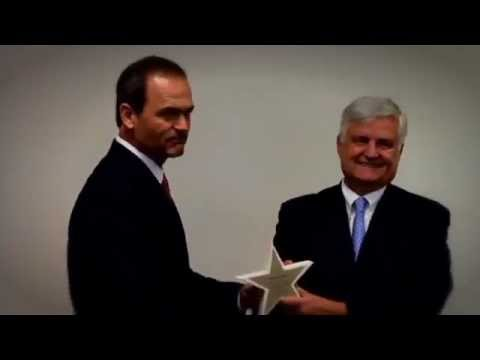Encore Wire Awarded Texas Manufacturing Star - YouTube