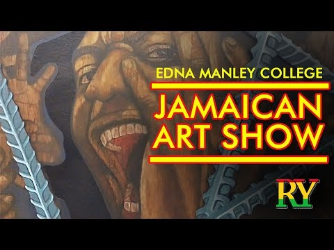 Edna Manley College final year show 2017 | Roaming yardy