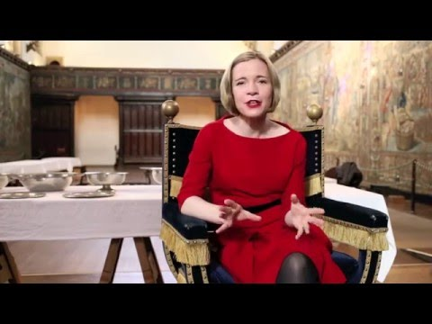 Lucy Worsley introduces her children's book, Eliza Rose