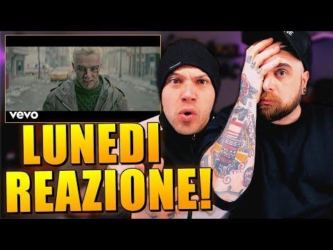 Salmo - Lunedi * Reaction by Arcade Boyz 2019