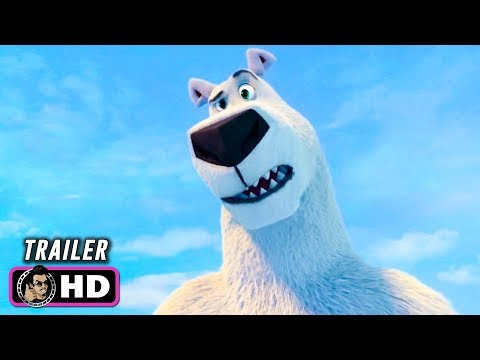 NORM OF THE NORTH: FAMILY VACATION Trailer (2018)