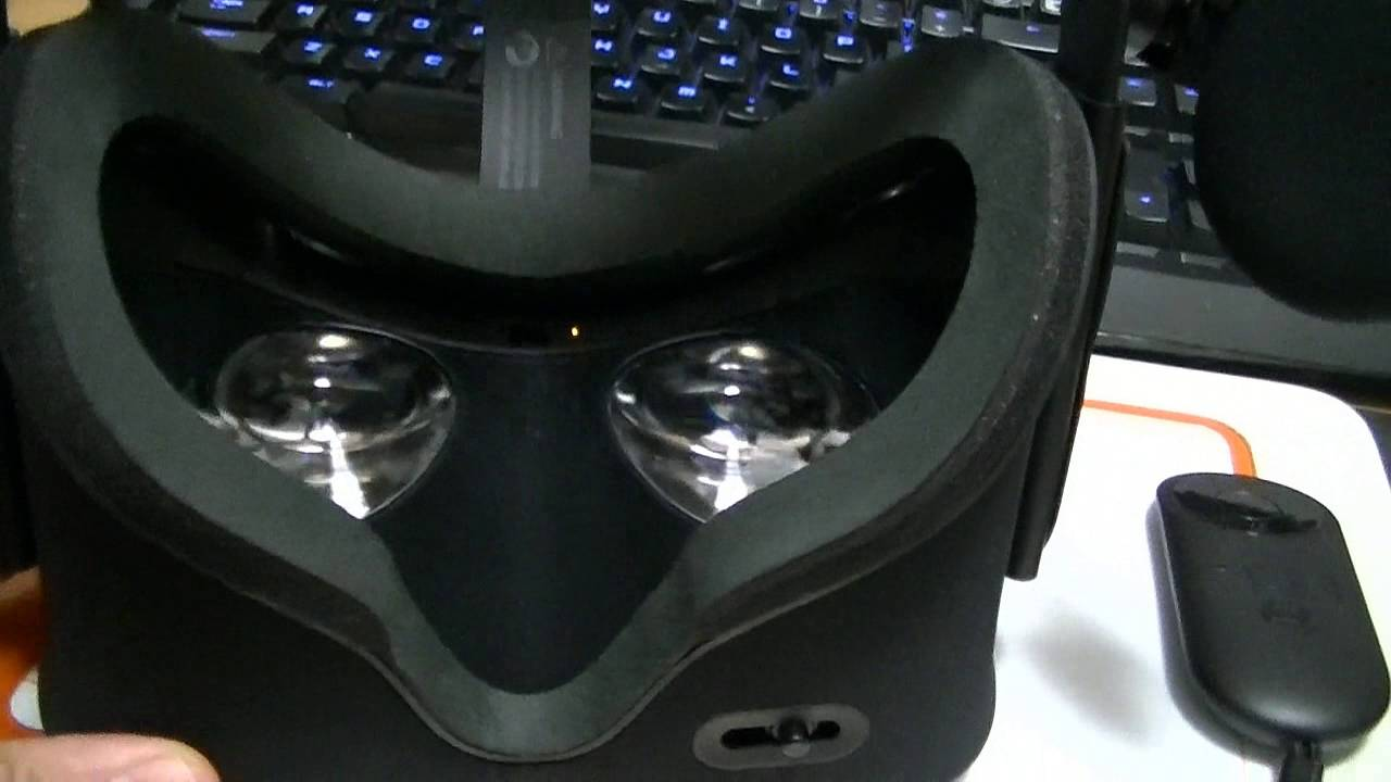 Oculus Rift CV1 - Screen color problem