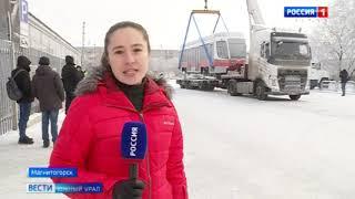 Новые трамваи и автобусы появились в Челябинской области