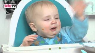 Tips to get your baby & toddler to eat well