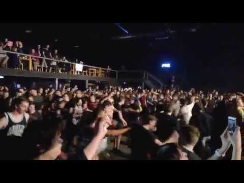 Crown the Empire - MNSTR - Live @ Moscow 17.02.2015