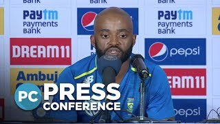 Understand where criticism of me coming from - Bavuma