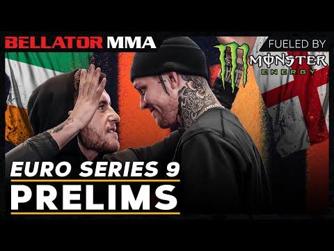 Monster Energy Prelims | Bellator Euro Series 9: Gallagher vs. Ellenor