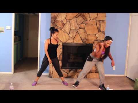 How  to Booty Pop/Twerk Workout (by Keaira LaShae)