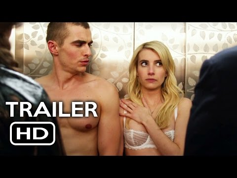 Nerve Official Trailer #1 (2016) Emma Roberts, Dave Franco Thriller Movie HD