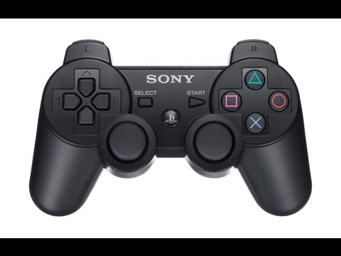 Como configurar Controle de PS3 No PC - Tutorial XPADDER ...