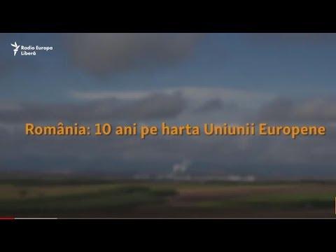 România - 10 ani pe harta UE. Revenirea acasă și satul de la graniță