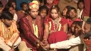 Bhojpuri vivah geet .... jawan hathe palani phosani beti tohake