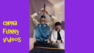 Magic secret 2!Chinese funny videos 2017.People doing stupid things P10.
