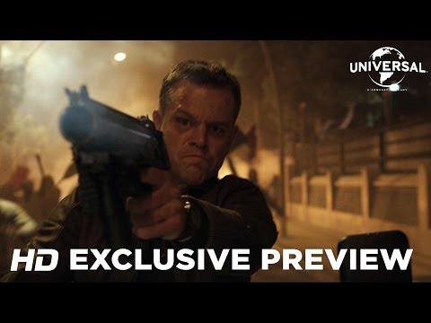JASON BOURNE - EXCLUSIVE PREVIEW