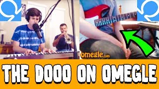 I MET THEDOOO - Piano Beatbox + Trumpet Omegle Reactions