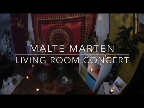 Malte Marten - Living Room Concert (1,5hour Handpan Solo)