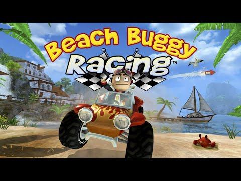 Partida Multijugador 4/4 en Beach Buggy Racing NVIDIA SHIELD TV