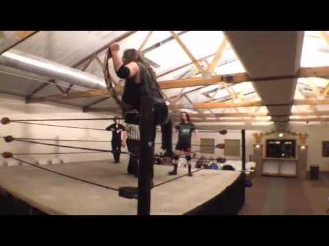 Collateral Damage Match 7-Randy Ray vs. Jake Dirden