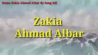 Karaoke Zakia Ahmad Albar