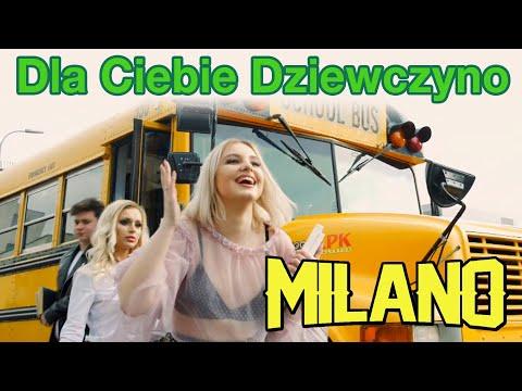 MILANO - Dla Ciebie Dziewczyno (Official Video) Disco Polo 2020