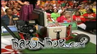 Motorized Cooler Showcased On Price Is Right