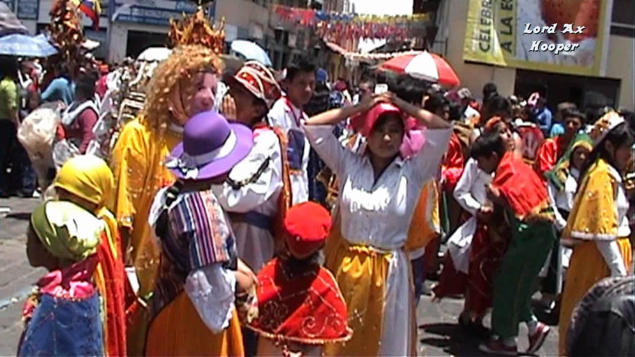 Carnaval gay ecuador