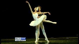 Именитые и начинающие танцоры дали концерт в Сочи к юбилею Мариуса Петипа