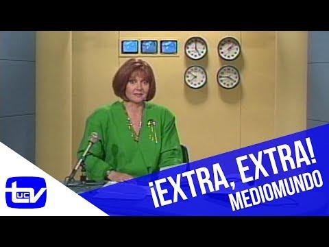 ¡Extra, extra! Noticia de último minuto | Mediomundo