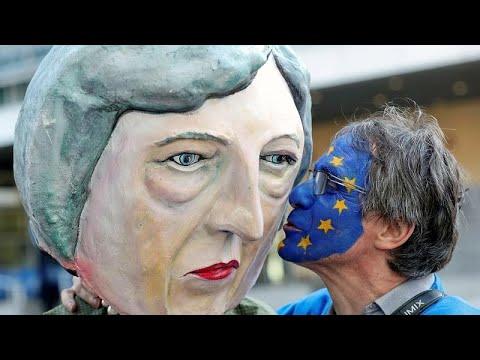 بروكسل: نشطاء يحتجون على قمة البريكست بالمجلس الاوروبي  - نشر قبل 3 ساعة