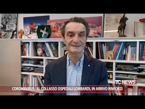 Coronavirus: 20.000 rinforzi in Italia per rafforzare gli ospedali