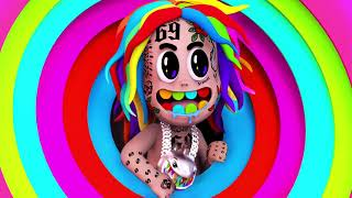 6ix9ine - LOCKED UP PT 2 (Feat. Akon) [Official Lyric Video]