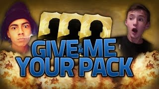 GIVE ME YOUR PACK VS QUADECAX8! INFORMS AND HIGH RATED PULLS! FIFA 15 ULTIMATE TEAM