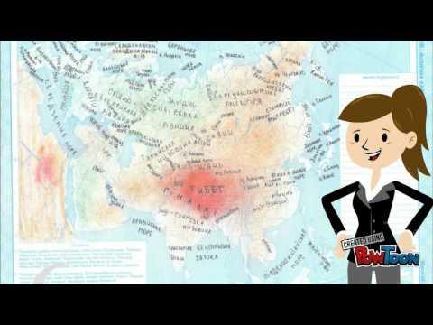 Контурна карта