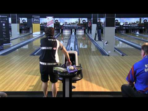 Diandra Asbaty vs Aumi Guerra - Women's Finals 2011 Bowling World Cup South Africa