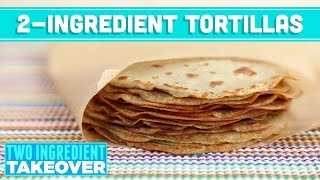 Download Mp3 2-ingredient Homemade Tortillas! Two Ingredient Takeover Mind Over Munch
