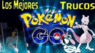 14 MEJORES TRUCOS Y CONSEJOS DE POKEMON GO!! Empezar con PIKACHU? Capturar a MEWTWO? INCREIBLE!!