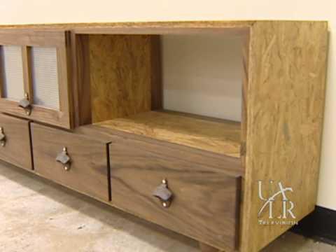 Ualr Furniture Design Department Open House Youtube