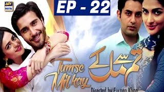 Tumse Mil Kay Episode 22 - ARY Digital Drama