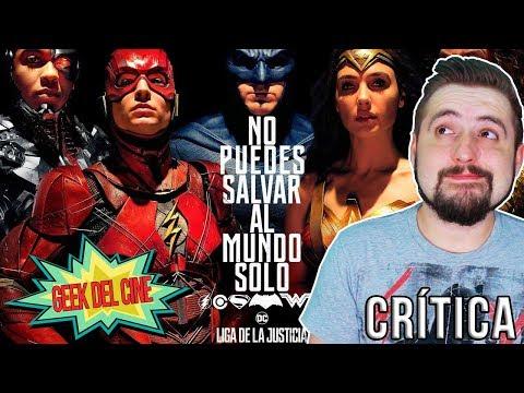 La Liga De La Justicia (Justice League)  / Crítica / Opinión / Reseña / Review