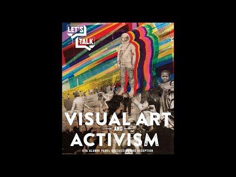 Let's Talk: Visual Arts and Activism