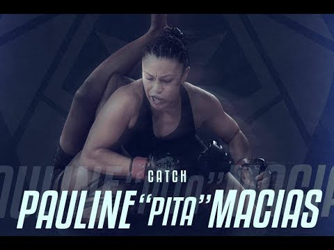 Valor Fights 46's Pauline Pita Macias talks about her transition from judo to MMA