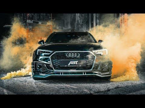 ABT Audi RS4-R   Der komplette Umbau!   Daniel Abt