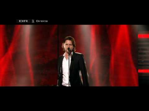 [X Factor 2010 DK] Thomas - You Know My Name - Chris Cornell - Live show 5 [HD]
