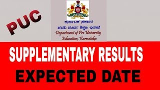 PUC | SUPPLEMENTARY RESULTS | EXPECTED DATE | 2018 |