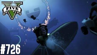 AQUA BLAZER UNTER WASSER RENNEN! (+DOWNLOAD) | GTA 5 - CUSTOM MAP RENNEN